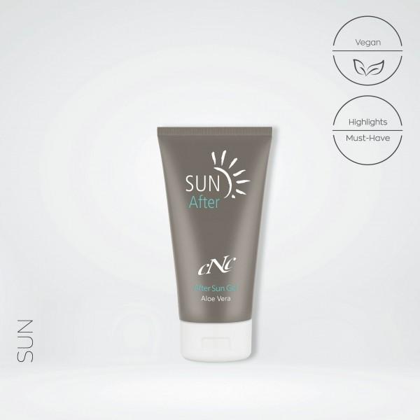 After Sun Gel Aloe Vera, 150 ml