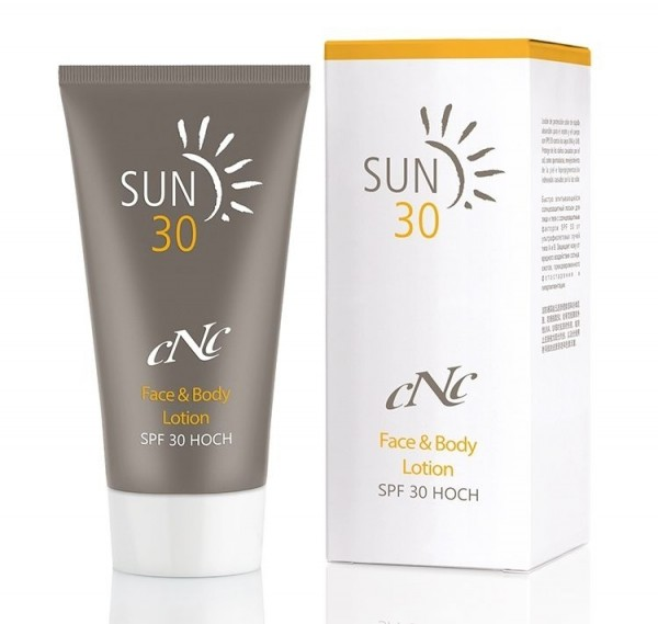 Sun Face & Body Lotion SPF30, 150 ml