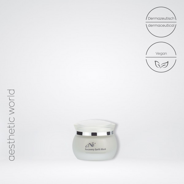 aesthetic world Recovery Earth Mask, 50 ml