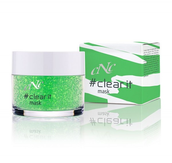 # clear it mask, 50 ml