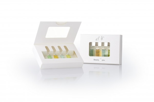 Beauty4you Ampullenbox, 4 x 2 ml